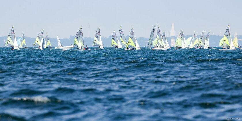 Sommertraum nicht nur für Segler: TW-Regatta auf der Ostsee la © Christian Beeck.de
